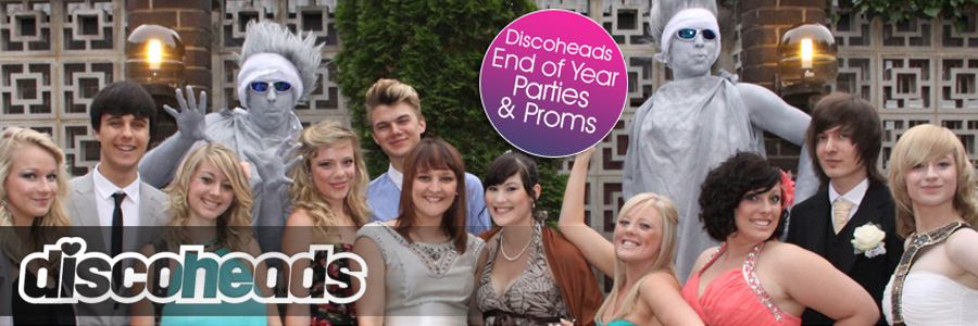 End of Year Parties & Proms